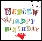newphew happy birthday