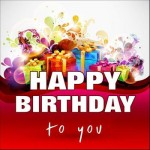 happy birthday songs lyrics