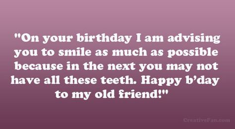 birthday quotes about friends