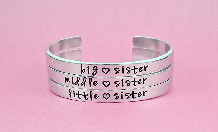 sister band birthday gift